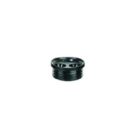 EPDM rubber 32/40mm waste adaptor to 110mm